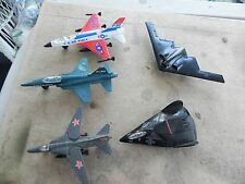 Zylmex 5 Military Planes    -Mig 27; F-20 ; F-16 ; B-2 ; Stealth fighter