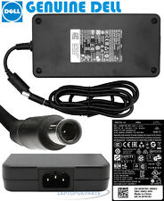 NEW GENUINE DELL ALIENWARE M17X PA-9E 240W LAPTOP ADAPTER BATTERY CHARGER