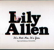 - CD - LILY ALLEN - It's not me , it's you