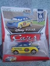 Disney Pixar Cars 2013 PISTÓN Cup #18/18 Carrera Oficial Tom