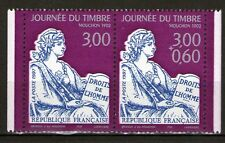 PAIRE TIMBRES P3052A NEUF XX LUXE - JOURNEE DU TIMBRE 1997 - TYPE MOUCHON 1902