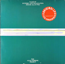 The Alan Parsons Project-Valle of Mystery and Imagination-LP-l2970