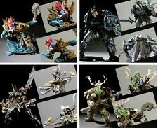 DC WOW World of Warcraft Series 2  Complete Action Figure Set Lot of 4