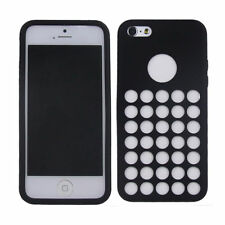 Black Case for iPhone 5C Case Cover  + Free Screen Protector iPhone 5C