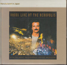 Yanni: [Made in Japan 2011] Live At The Acropolis (K2 HD Mastering)         CD