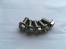 5 Titanium Rear Brake Disc Bolts Aprilia RS 250 RS250 1995-2003 2002 2001 2000