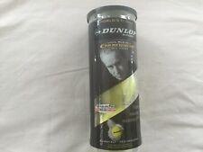 Vtg Dunlop John McEnroe Championship Tennis Ball Can Rare