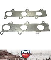 BA BF FG Ford Falcon 6 Cylinder Extractor / Exhaust Manifold Gasket New