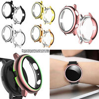 PC Case Tempered Glass Film Screen for Samsung Galaxy Watch Active 2 R830 R820