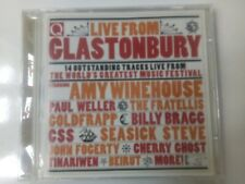AMY WINEHOUSE PAUL WELLER FRATELLIS CHERRY GHOST + Live from Glastonbury Q CD