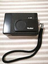 Rollei A26 A 26 con Sonnar 3,5/40mm.  No biottica zeiss planar
