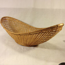 Bamboo Hand Woven Decorative/Floral/Fruit Basket