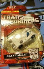 ** 2010 - Transformers Mini-con Autobot Brake-neck MOSC **