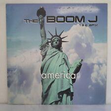 "The Boom J – America (Vinyl 12"", Maxi 45 Tours)"