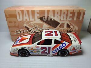 1991 Dale Jarrett #21 Citgo Ford TBird 1:24 NASCAR Action Historical Series MIB