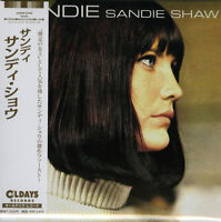 SANDIE SHAW-SANDIE-JAPAN MINI LP CD BONUS TRACK C94
