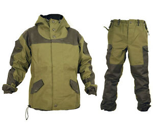 BARS GENUINE GORKA-3 Russian Military Special Forces Mountain BDU Suit