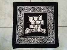 headband bandana (GRAND THEFT AUTO SAN ANDREAS) RARE ITEM