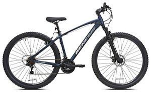 "Genesis 29"" Silverton Men's Mountain Bike, Blue Free Fast Shipping New"