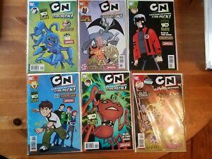 Cartoon Network Comics Lot 2