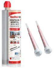 Fischer Montagemörtel FIS VL 360 S  - 360 ml - inkl. 2x Statikmischer FIS M - 51