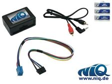 AUX-Adapter (Peugeot 206 / 307 / 406 / 607 / 807 -> VDO/Clarion RD3)