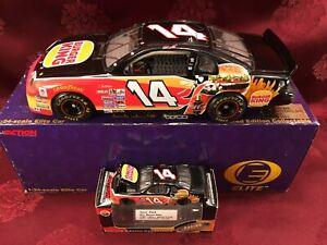 STEVE PARK #14 Burger King Chevy 1997 RCCA 1/24 ELITE & 1/64 HO Car Diecast SET