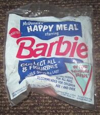 1992 Barbie McDonalds Happy Meal Toy Doll - My First Ballerina