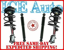FITS 2005-2007 Honda Odyssey FCS Loaded FRONT Struts & REAR Shocks L & R
