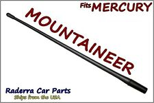 "FITS: 1997-2010 Mercury Mountaineer - 13"" SHORT Flexible Rubber Antenna Mast"