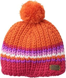 Outdoor Research 166987 Girls Kids Fleece Lined Beanie Bahama Size One Size