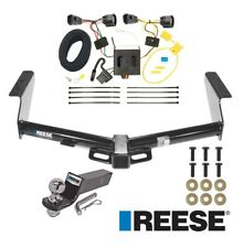 """Reese Trailer Tow Hitch For 08-12 Jeep Liberty Complete w/ Wiring and 2"""" Ball"""