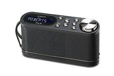 Roberts Play 10 DAB FM Digital Portable Radio Presets Headphone Socket PLAY10