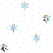 Eiskönigin Tapete / Frozen / Anna & Elsa Blau / FR3024-3 Disney / 3,75 €/qm