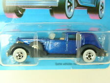 Hot Wheels 1987 '35 Classic Caddy Cadillac on Classics Card   Combine Shipping