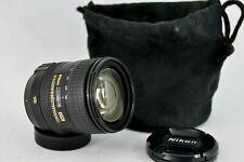 Nikon 16-85mm F/3.5-5.6 AF-S VR DX lente para D600 D50 L ED D100 D200 D90 D300,