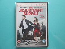 The Adjustment Bureau (DVD, 2011)