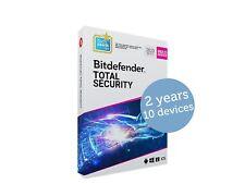 Bitdefender Total Security Multi Device  10 Geräte Lizenz für 2 Jahre