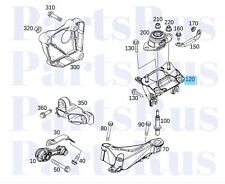 Genuine Smart Fortwo Bracket Left 4532410221