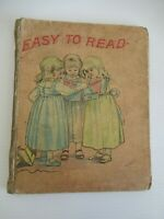 EASY TO READ - BY EMMA E. BROWN FROM 1883