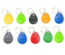 10pcs Lot EM4305 T5577 Rfid Tag Copy Cards Re-writable 125Khz Keyfobs Write Tag