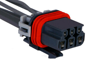 Windshield Wiper Motor Connector-Module-Windshield Wiper / Washer Control Conn