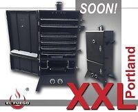 "El Fuego Gasgrill/Smoker Modell ""Portland XXL"""