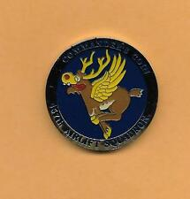 """457th AIRLIFT SQUADRON COMMANDERS CHALLENGE  COIN 1 1/2"""" .6 OZ"""