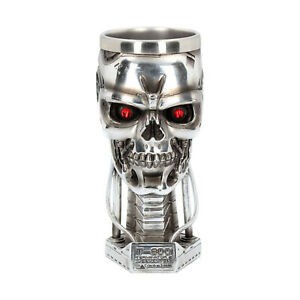 Terminator 2 Kelch T-800 Head - Nemesis Now
