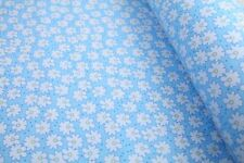 """Flowers Dots 100% cotton fabric sold by the meter 63"""" super width 1709069"""