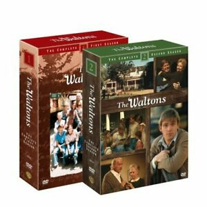 WALTONS: THE COMPLETE SEASONS 1 & 2 (5PC) / NEW DVD