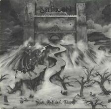 SATYRICON DARK MEDIEVAL TIMES CD NEW