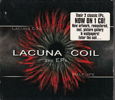 Lacuna Coil : The EPs Halflife & Lacuna Coil Remastered Slipcase CD FASTPOST