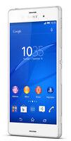 Sony Xperia Handy Z3 Compact D5803 16GB Weiß, ohne Simlock, Kundenrücksendung